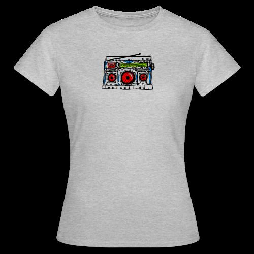 Blaster - Frauen T-Shirt