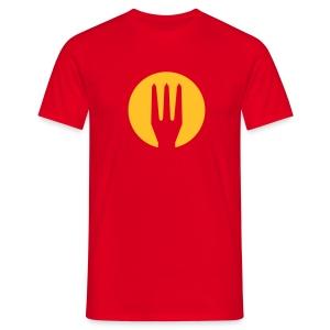 Rode Duivel België - Mannen T-shirt