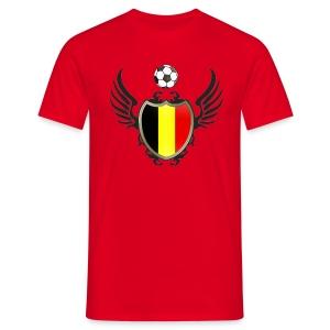 Voetbal Belgié - Mannen T-shirt