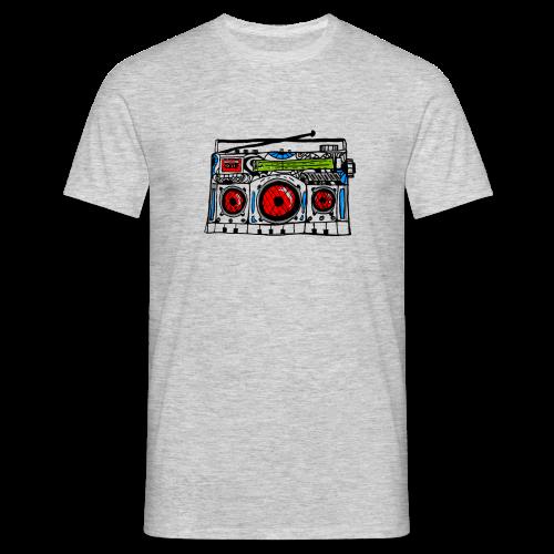 Blaster - Männer T-Shirt