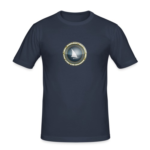 100% Windkraft - Männer Slim Fit T-Shirt