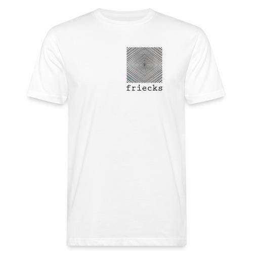 friecks FALKE - Männer Bio-T-Shirt