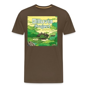 Dilluvia Project - Cover - Männer Premium T-Shirt