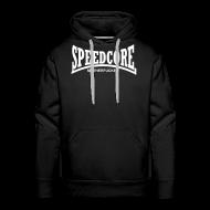 Hoodies & Sweatshirts ~ Men's Premium Hoodie ~ Speedcore Motherfucker Hoodie
