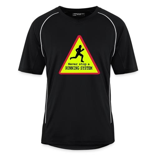 Running System Männer Fußball-Trikot - Männer Fußball-Trikot