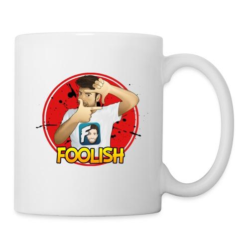 Tazza Colazione con Foolish - Tazza