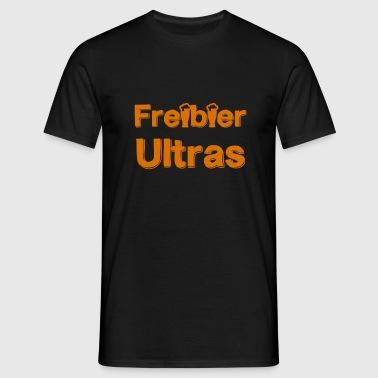 Mallorca T-Shirt: Freibier Ultras - Männer T-Shirt