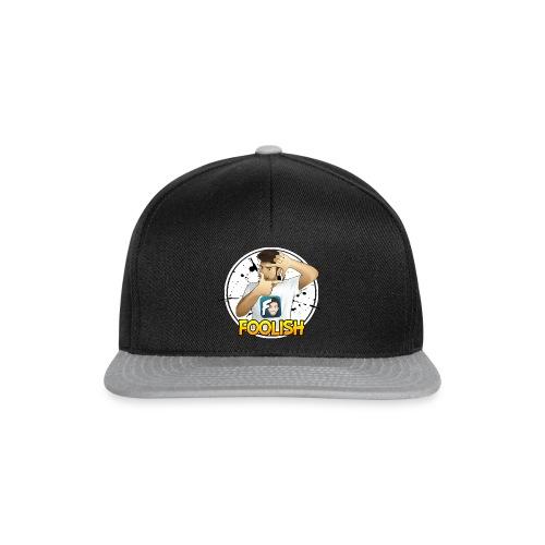 Cappellino Foolish - White Version - Snapback Cap