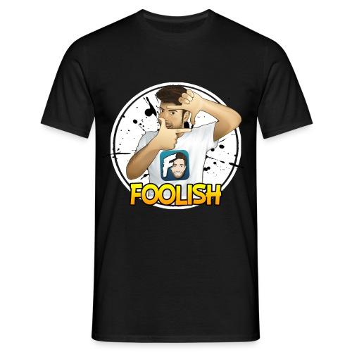T-Shirt Foolish v2.1 - Uomo - Maglietta da uomo