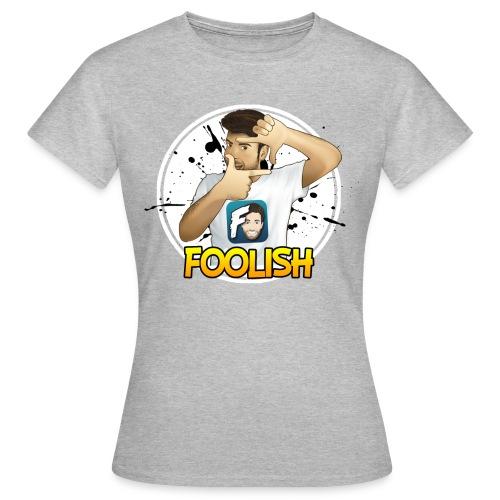 T-Shirt Foolish v2.1 - Donna - Maglietta da donna
