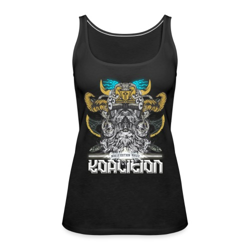 Koalition 2015 Top Woman - Women's Premium Tank Top