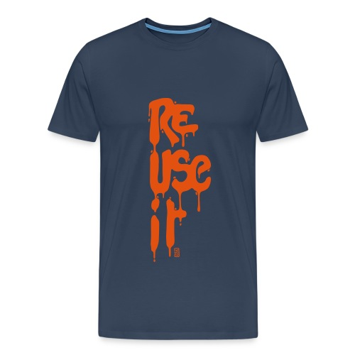 Tee-Shirt homme Re Use it - T-shirt Premium Homme