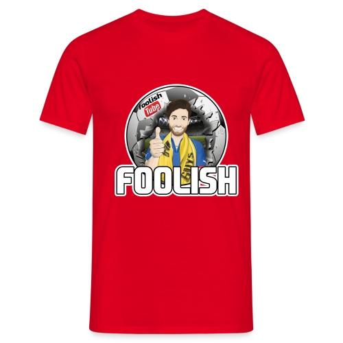T-Shirt Foolish v1.0 - Unisex - Maglietta da uomo