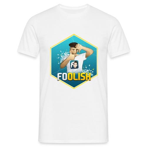 T-Shirt Foolish v2.0 - Unisex - Maglietta da uomo
