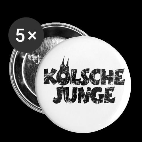 Kölsche Junge Vintage Schwarz Köln Design