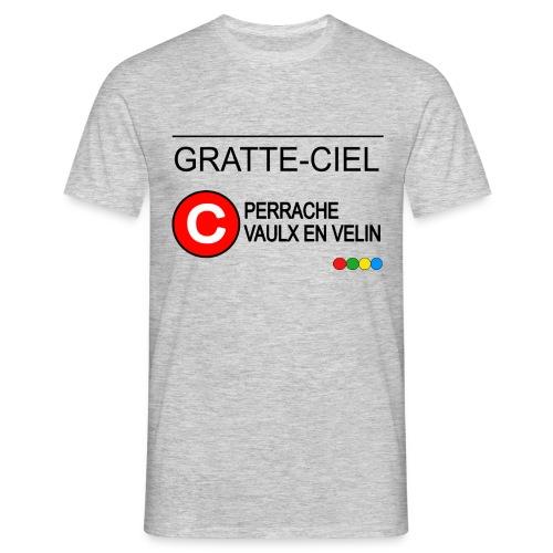 T-shirt Gratte ciel - T-shirt Homme
