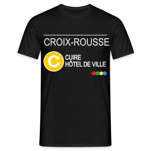 T shirt x-rousse - T-shirt Homme