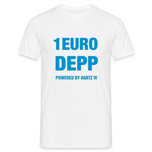 hartz 4 - Männer T-Shirt