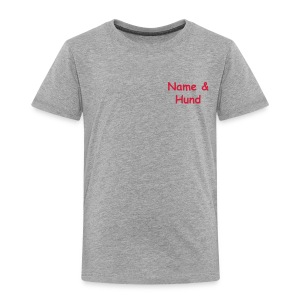 Obedience Team - Kinder Premium T-Shirt