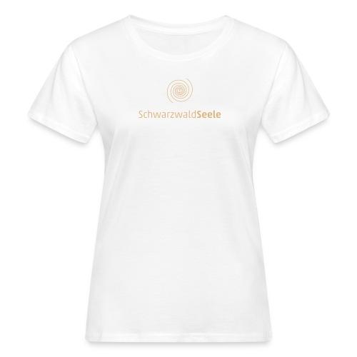 SchwarzwaldSeele T-Shirt für Frauen aus Bio-Baumwolle - Frauen Bio-T-Shirt