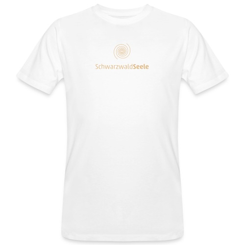 SchwarzwaldSeele T-Shirt für Männer aus Bio-Baumwolle - Männer Bio-T-Shirt
