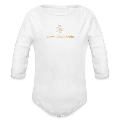 SchwarzwaldSeele Baby Langarm-Body - Baby Bio-Langarm-Body