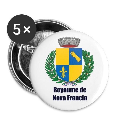 Badge grand 56 mm - Badge grand 56 mm