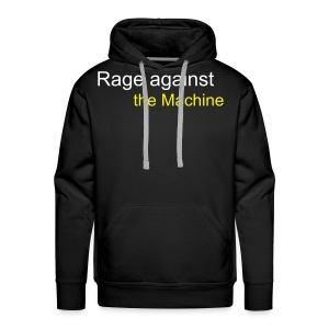 Rage against the Machine - Männer Premium Hoodie
