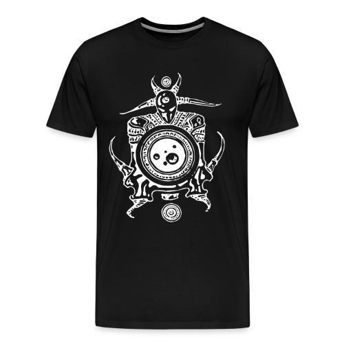 Karnage Man Old School - Men's Premium T-Shirt