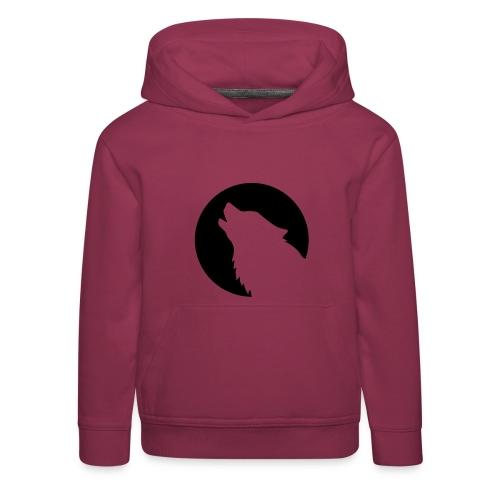 kids hoodie wildwolf109 - Kids' Premium Hoodie