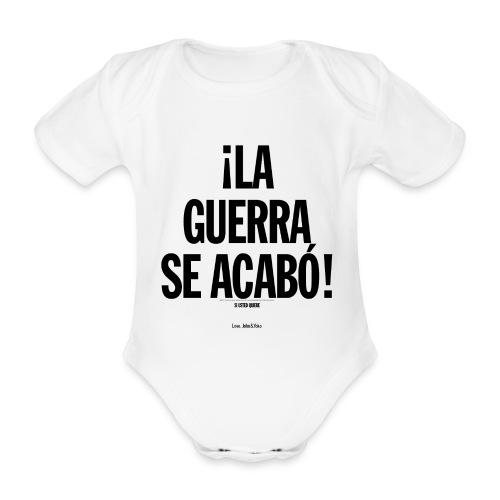 Baby Onesie  (Spanish- Columbia) - Organic Short-sleeved Baby Bodysuit