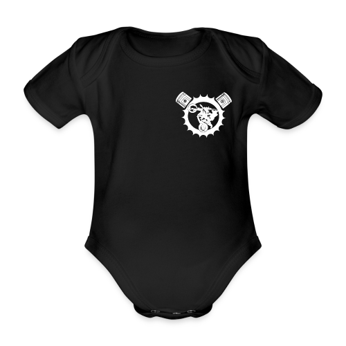 4 Stroke Retard Letzchen - Baby Bio-Kurzarm-Body