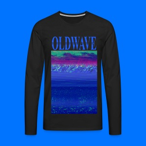 OLDWAVE Ocean View Long-sleeve - Men's Premium Longsleeve Shirt