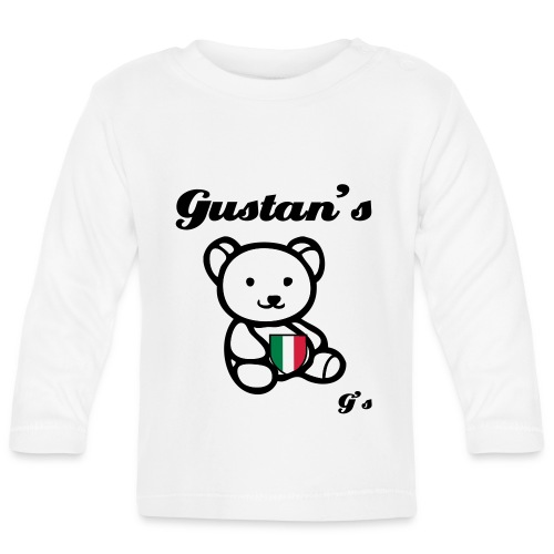 Gustan's MADE IN ITALIA - T-shirt manches longues Bébé