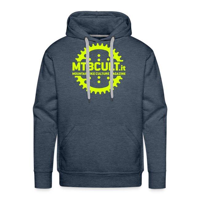 MtbCult felpa con cappuccio