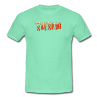 Tee shirts ~ Tee shirt Homme ~ dangerous salsero ready