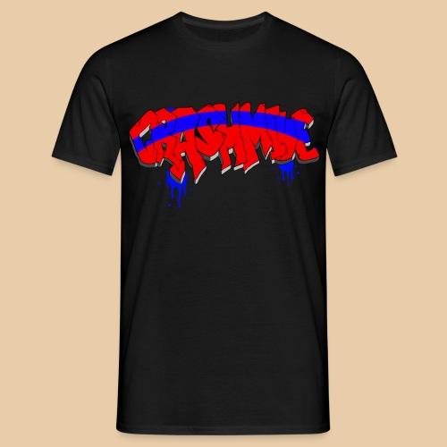 CrashMine.net | Farbiges T-Shirt - Männer T-Shirt