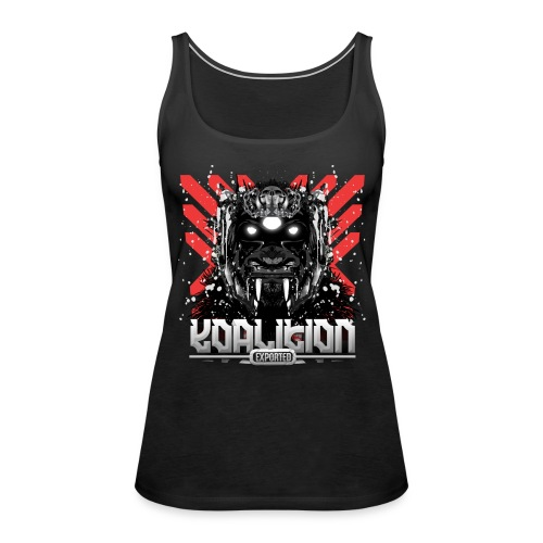 Koalition Exported Bordeaux 2016 Woman - Women's Premium Tank Top