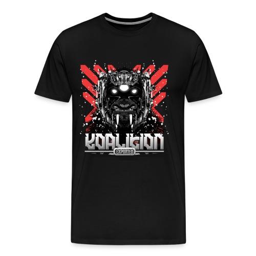 Koalition Exported Bordeaux 2016 Man - Men's Premium T-Shirt