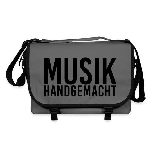 Musik Handgemacht (Tasche) - Umhängetasche