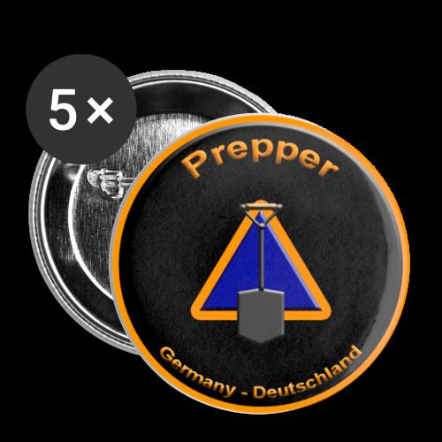 Buttons Prepper - Buttons klein 25 mm