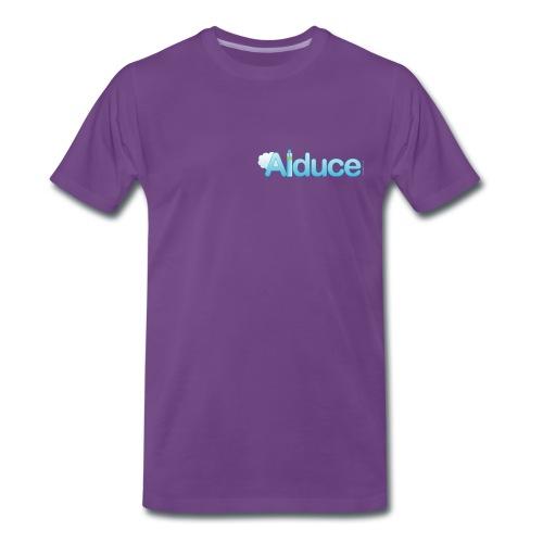 T-shirt vap'acteur Homme + Aiduce - T-shirt Premium Homme