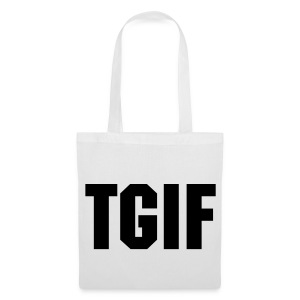 Thanks God It's Friday - Tote Bag