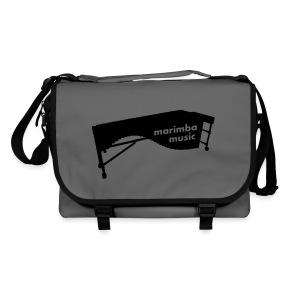 Marimba Music (schwarz) Umhängetasche - Umhängetasche
