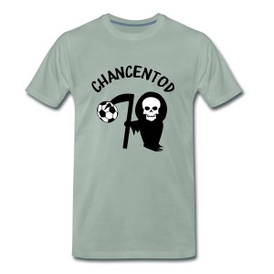 Chancentod - Männer Premium T-Shirt