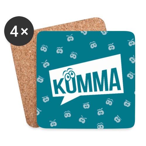 Kumma - Untersetzer (4er-Set)
