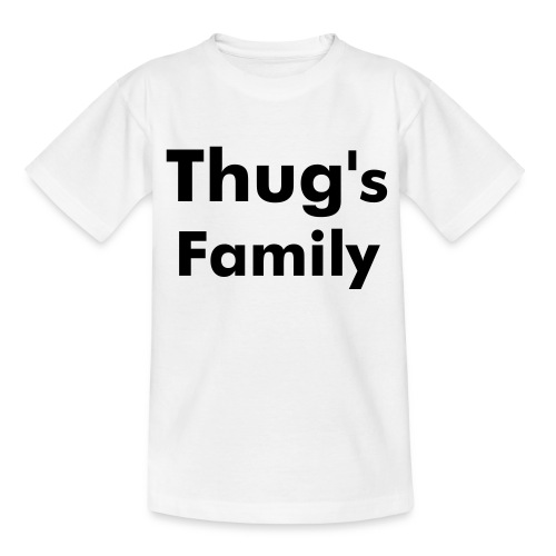 Thug's Family - T-shirt Ado