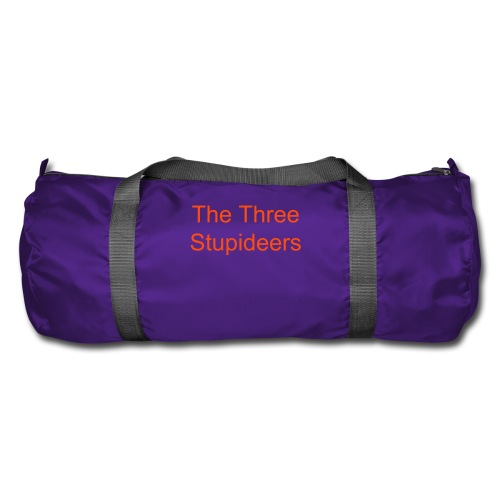 NOT TO BE USED FOR ROBBERYS - Duffel Bag