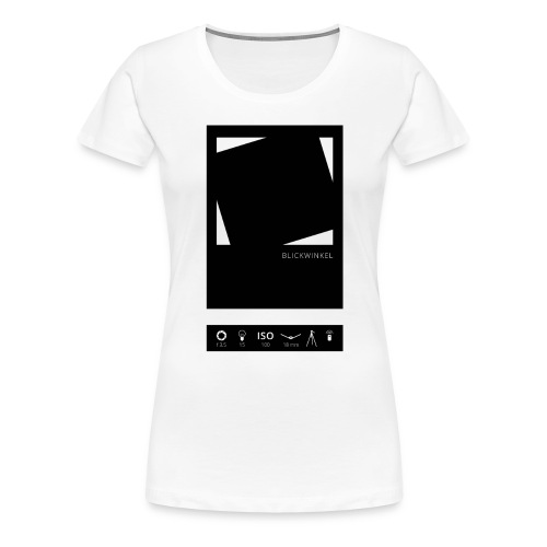 Lieblingswerte - Frauen Premium T-Shirt