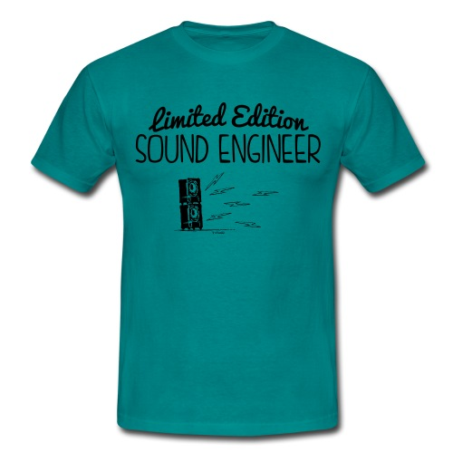 HP - Sound Engineer LE - Men's T-Shirt